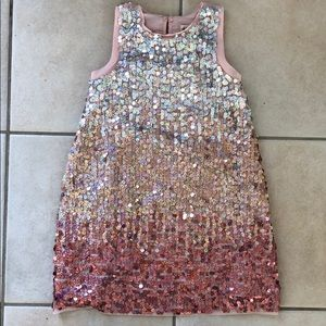 H&M Girls Sequence Party Dress